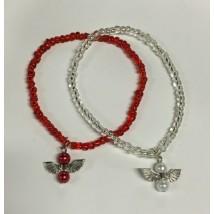 Armband med ängel